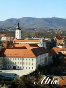 Jednokrevetna soba u Zagrebu